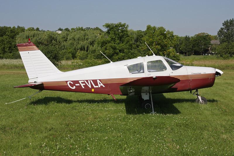 "CF-VLA ""C-FVLA"" Piper PA-28-140 Cherokee c/n 28-22393 Oshkosh/KOSH/OSH 29-07-10"