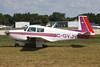 C-GVJY Mooney M.20C c/n 3371 Oshkosh/KOSH/OSH 01-08-13