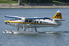 """C-FODH de Havilland Canada DHC-3T Turbo Otter """"Harbour Air"""" c/n 3 Vancouver-Harbour/CYHC/CXH 30-04-14"""