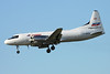 "C-GKFG Convair 580 ""Kelowna Flightcraft"" c/n 22 Vancouver/CYVR/YVR 29-04-14"