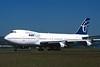 """C-GCIH Boeing 747-212B """"Air Club International"""" c/n 21162 Glasgow/EGPF/GLA 28-06-95 (35mm slide)"""