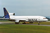 "C-FTNK Lockheed L1011-100 TriStar ""Royal Airlines"" c/n 1069 Glasgow/EGPF/GLA 15-06-97 (10x15 print)"
