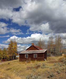 near St. Elmo, Colorado