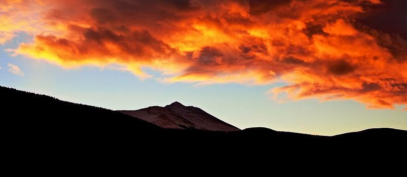 Sunrise Over Breckenridge