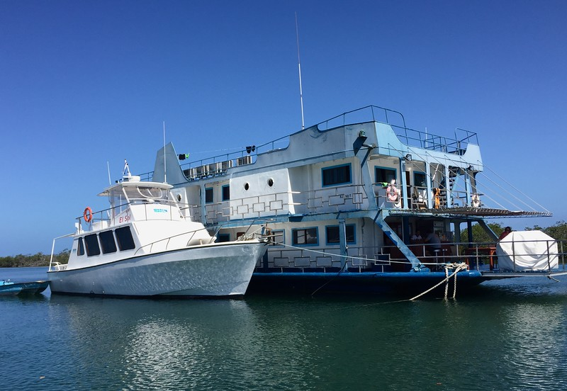 Tortuga, live-aboard