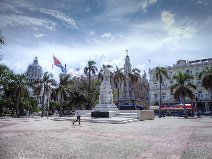 havana square cuba