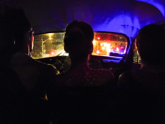 cuba taxi chevy