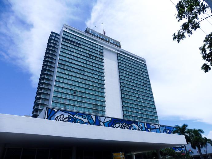 havana libre hotel cuba