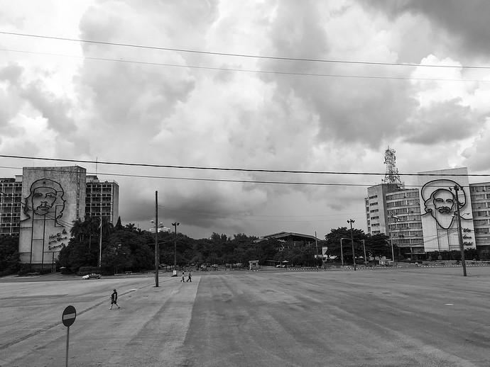 plaza de revolucion cuba