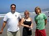 Debbie K., Nate & Aaron S.<br /> La Jolla Shores