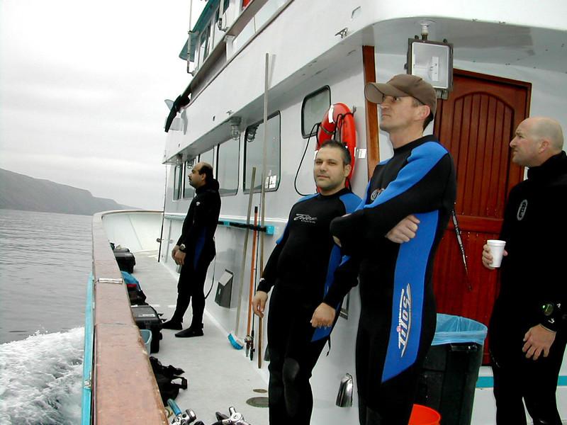 SOCDC divers<br /> San Clemente