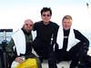 Gary, Kevin & Craig<br /> Catalina Island, California