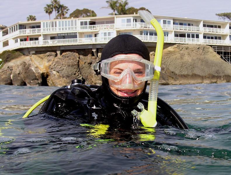 Jan L.<br /> Diver's Cove, Laguna Beach