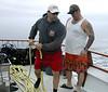 SOCDC San Clemente trip - deckhands