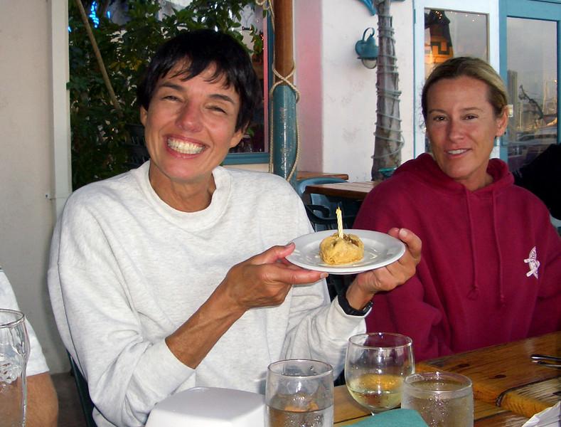 Linda Blanchard, Ronda<br /> Ventura, California