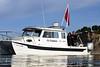 Merry & Phil, aboard the No Pressure<br /> Halfway Reef, Palos Verdes, California