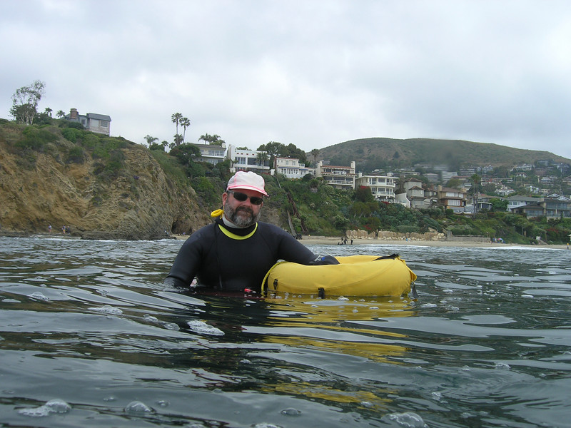 Who is this instructor?<br /> Shaw's Cove, Laguna Beach, California