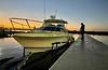 "Mike ""Bart"" Bartick, holds the Sly Foxx<br /> Huntington Harbor, California<br /> January 9, 2021"