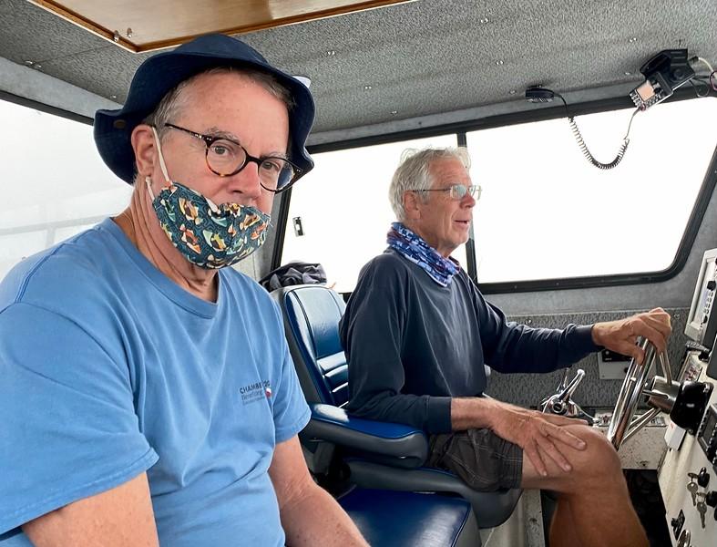 Bill Van Antwerp, Jim Simmerman<br /> Giant Stride