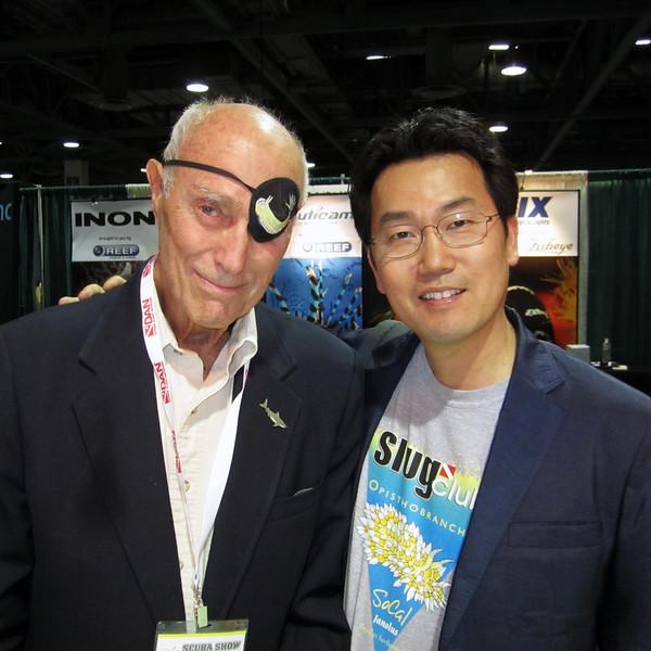 Stan Waterman & Kevin Lee<br /> Long Beach, CA