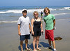Debbie K, Nate & Kevin L.<br /> La Jolla Shores, California