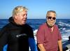 Tim L. & Jerry<br /> Catalina Island