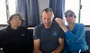 John Bibb, Phil & Merry<br /> October 12, 2019
