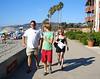 Debbie K., Nate & Aaron S.<br /> La Jolla Shores, California