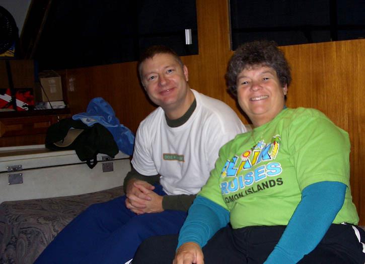 Irene L. & Todd W.<br /> Catalina