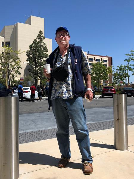 Dr. Bill Bushing<br /> UCI Irvine Hospital<br /> April 14, 2018