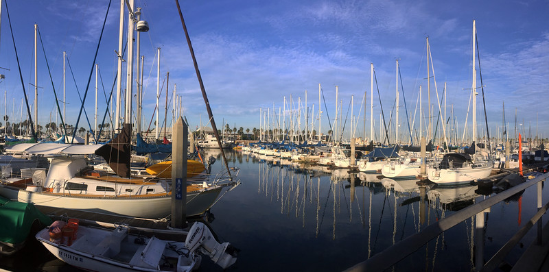 King's Harbor, Redondo Beach, California