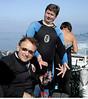 Konrad F. & Rick C.<br /> Farnsworth Banks, Catalina Island