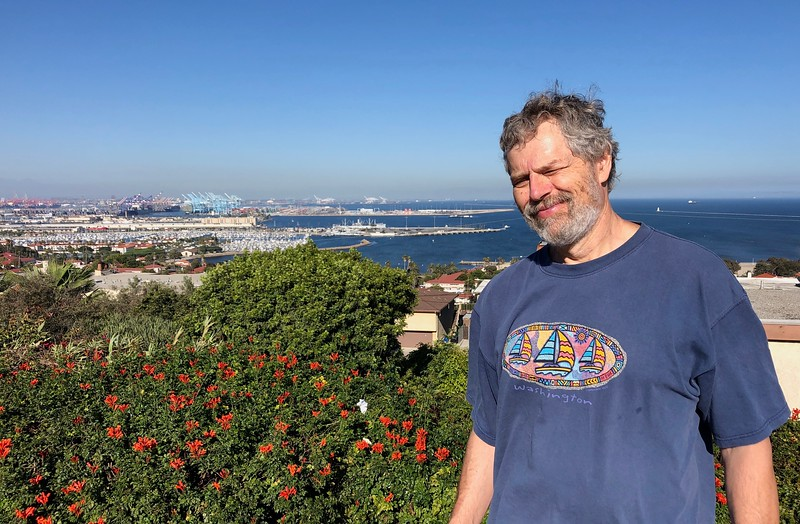 BioBlitz: Gregory Jensen<br /> LA Harbor<br /> August 21, 2019
