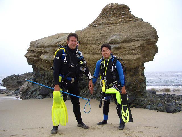 Aaron S. & Kevin L.<br /> Laguna Beach, California