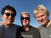 Kevin Lee, Mike Bartick & David Watson<br /> Palos Verdes, California<br /> August 7, 2018