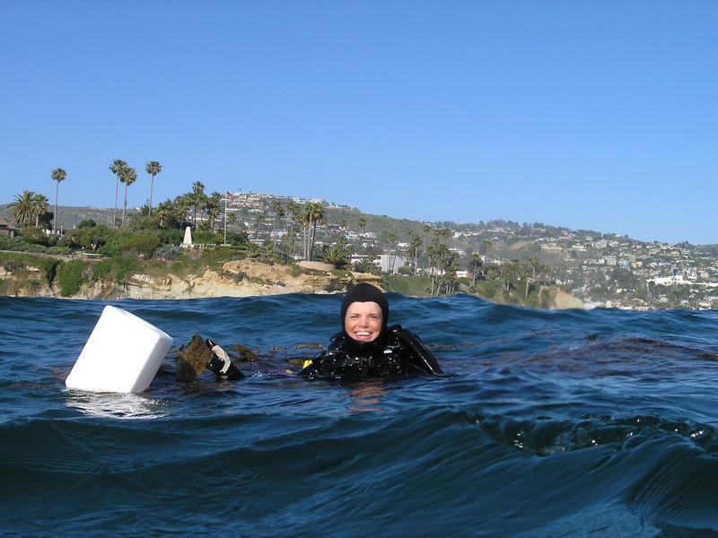 Jan L.<br /> Diver's Cove, Laguna Beach, California