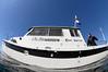 Merry aboard No Pressure<br /> Off San Pedro