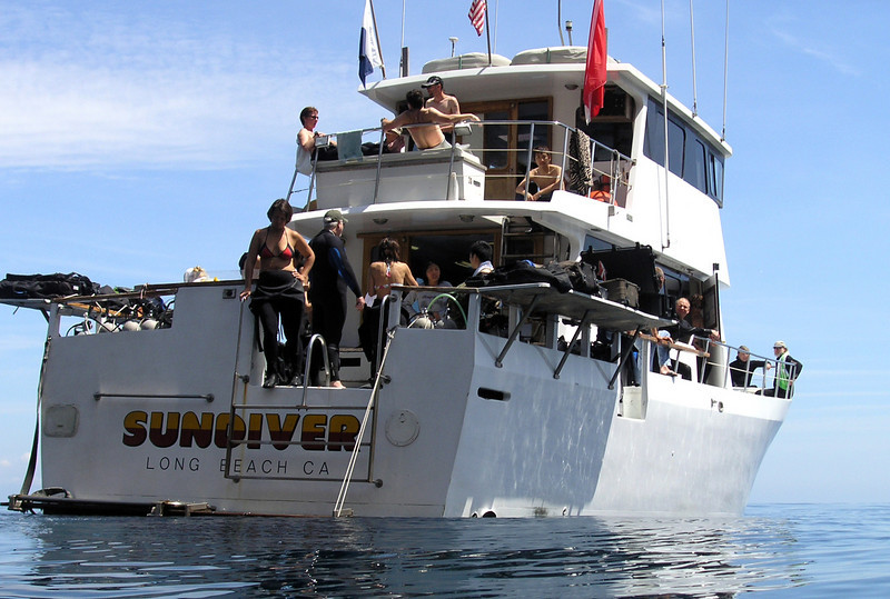 Kyaa<br /> Sundiver<br /> Catalina Island