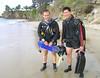 Robin N. & Shane<br /> Shaw's Cove, Laguna Beach, California