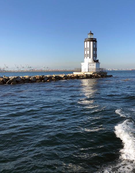 Angel's Gate Lighthouse <br /> San Pedro, California<br /> August 7, 2018
