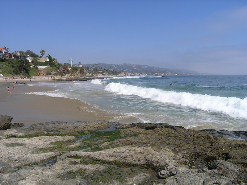 Dive Site: Shaw's Cove, Laguna Beach, California
