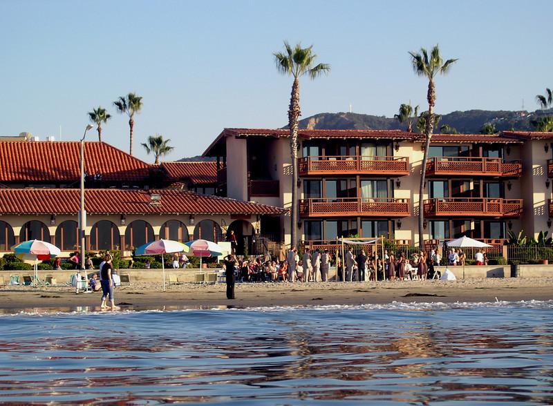 Dive Site: Wedding at La Jolla Shores, California