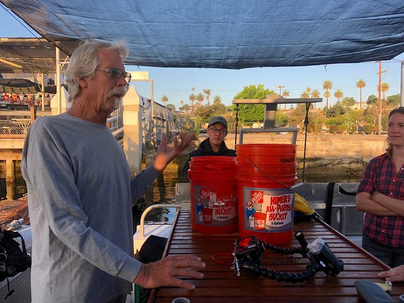 BioBlitz: Captain Jim Simmerman<br /> August 27, 2019