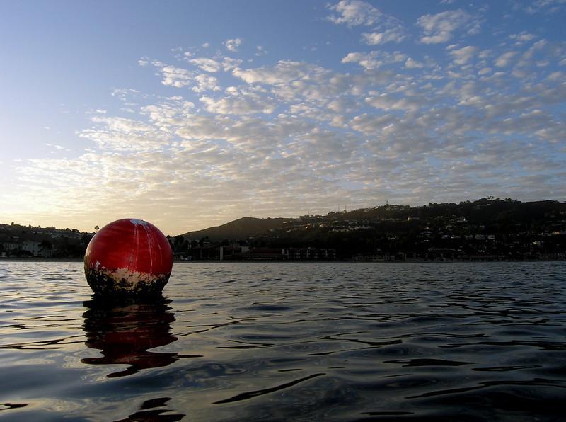 Dive Site: Dawn atLa Jolla Shores, California USA