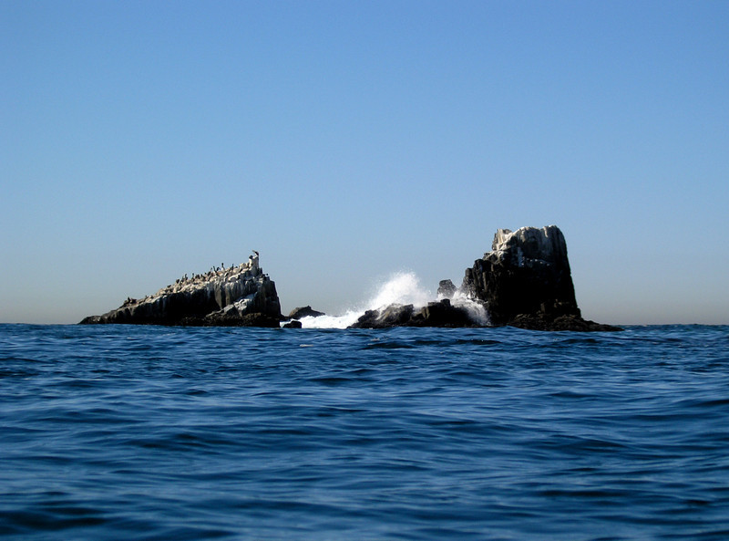 Dive Site: Seal Rock<br /> Crescent Bay, Laguna Beach, California USA