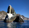 Eagle Rock, Catalina Island, California