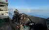 Foggy morning aboard The Giant Stride<br /> November 20, 2020