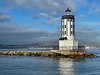 Angel's Gate Lighthouse<br /> San Pedro Breakwater, Los Angeles Harbor<br /> December 12, 2020