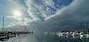 Cabrillo Way Marina,  Los Angeles Harbor<br /> San Pedro, California<br /> December 12, 2020