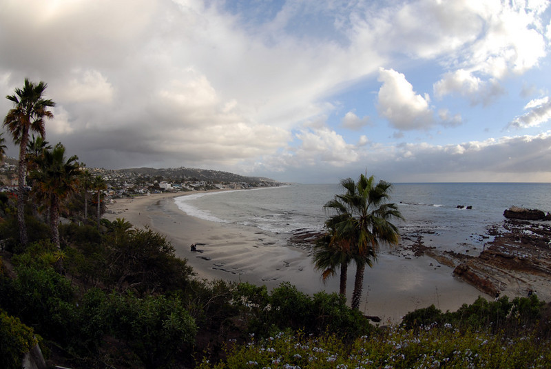 Dive Site: Main Beach, Laguna Beach, California